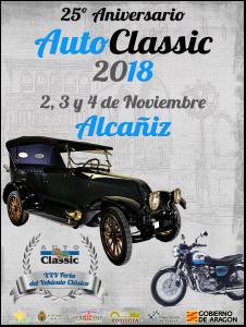 Autoclassic 2018 @ Motorland Aragón | Alcañiz | Aragón | España